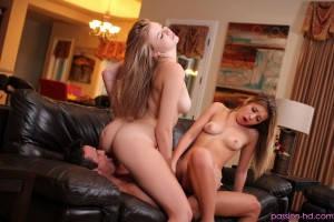 Passion Hd Carmen Caliente & Lexi Davis in The Boob Tube