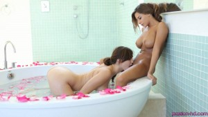 Passion Hd Holly Michaels & Madison Ivy in Precious Flowers 1