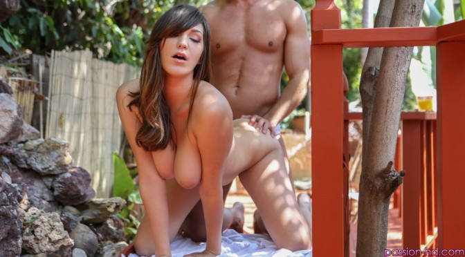 Passion Hd Holly Michaels in Passion is Served