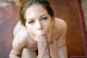 Passion Hd Jenna Jay in Cream Her Throat 6