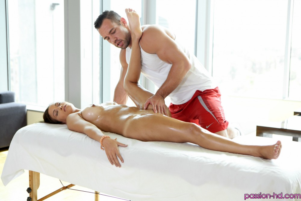 Alexis monroe before work bj with colin hart 3