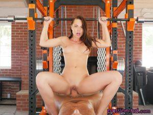 Passion Hd Aidra Fox in Fitness Fox 24