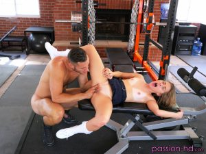 Passion Hd Lilly Ford in After School Workout 14