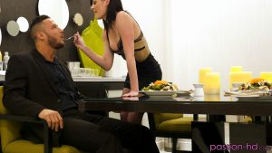 Passion Hd Jessica Rex in Dining In.. But Eating Out 12