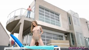 Lena Paul in HomeSharing is Caring 9