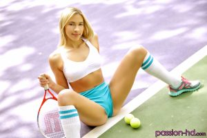 Khloe Kapri in Khloe's Tennis Tryst 2
